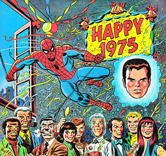 <p>January is National Spider-Man Month!</p>