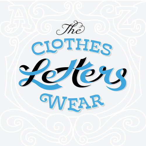 <p>Typeface designer Jeremy Dooley has created a book and new concept for teaching tots about typeface: <em>The Clothes Letters Wear</em>.</p>