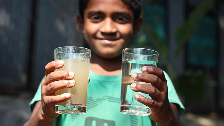 Indonesia Clean Drinking Water