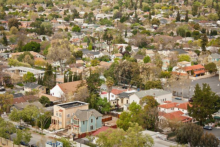 <p>In San Jose, California, city officials and urban planning advocates are trying to turn back the clock on more than half a century of suburban sprawl, making it a more urban city.</p>