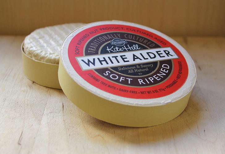 <p>To avoid cross-contamination, Kite Hill has separate sections of its factory for aged and fresh cheeses.</p>