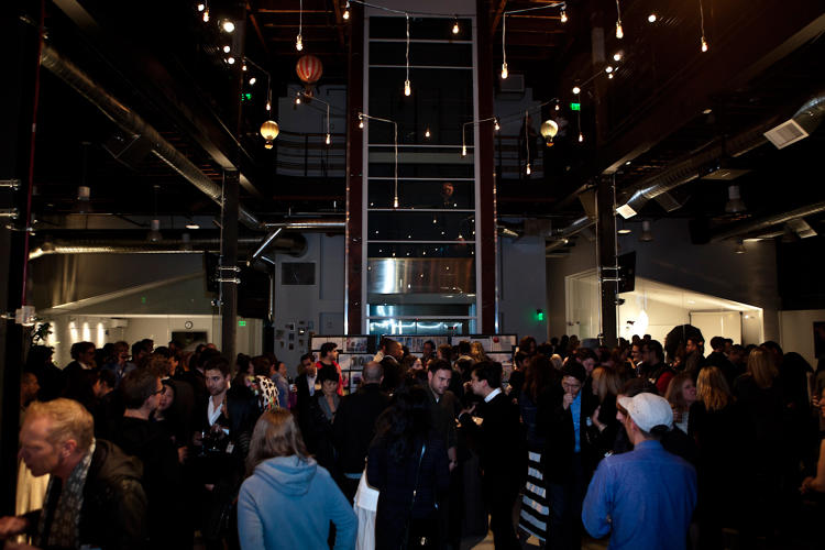 <p>Pinterest hosted <em>Fast Company's</em> MCP 1000 West Coast launch party in its San Francisco offices.</p>