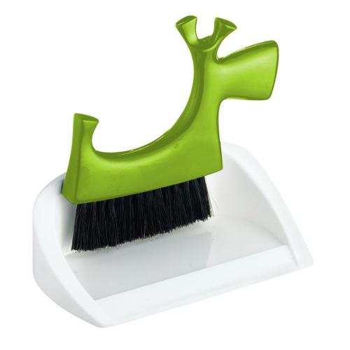 <p>Crumb Sweeper from Koziol.</p>