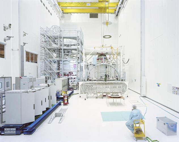 <p>The Automated Transfer Vehicle's (ATV) launch campaign at Europe's Spaceport in Kourou, CSG, Europe's Spaceport (Korou, French Guiana)</p>