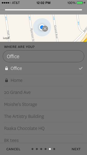 <p>And location tagging can tell you where you spend most of your time.</p>