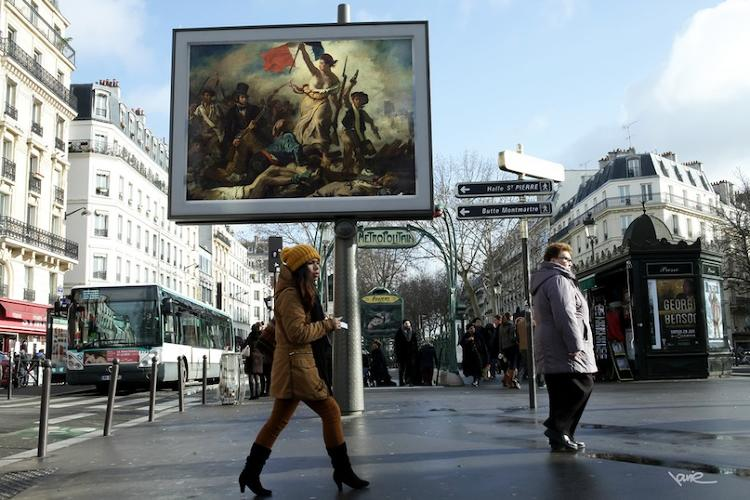 <p>And maybe more cities can follow the lead of São Paulo, Brazil, which banned outdoor ads completely in 2006, but still encourages art on city streets.</p>