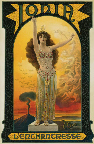 <p>&quot;There were a lot of female magicians,&quot; Coutroulis says. Ionia was popular during the golden age. &quot;She specialized in grand illusions. Ionia dressed in Egyptian or Greek-style costumes, and made people appear and disappear.&quot;</p>