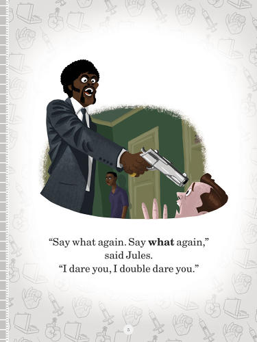 <p><em>Pulp Fiction</em></p>