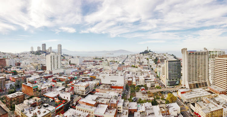 <p>The founders launched a tech company in the financial district of San Francisco. While neighboring Silicon Valley's tech ventures are famous for less-than-buttoned-up cultures, AppDirect's potential customer base ranged from Fortune 500 bigwigs to indie enterprises.</p>