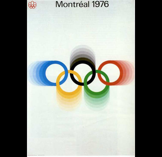 <p>1976 Summer Olympics – Games of the XXI Olympiad – Montreal, Canada</p>