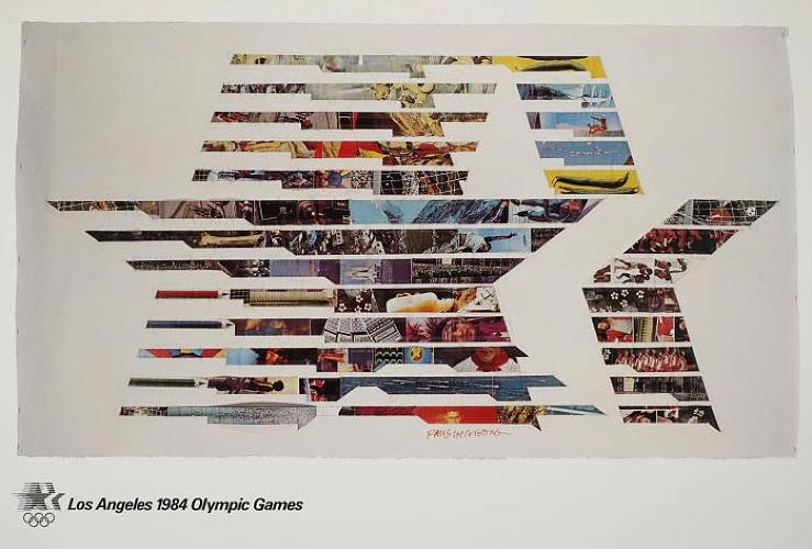 <p>1984 Summer Olympics – Games of the XXIII Olympiad – Los Angeles, United States</p>