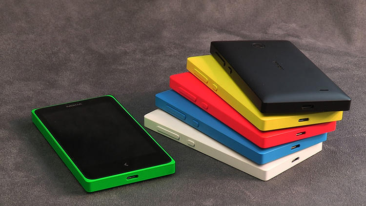 <p>The Lumia X will be sold off-contract for as little as $130.</p>