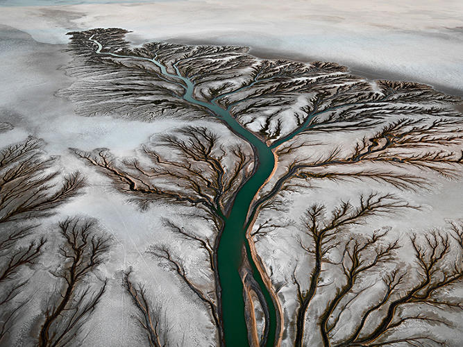 <p>These are stills from <em>Watermark</em>, a documentary that photographer Edward Burtynsky made with filmmaker Jennifer Baichwal.</p>