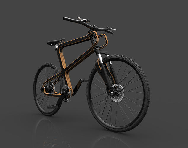 <p>Bikes reduce our dependence on cars, but the process of making them could improve.</p>