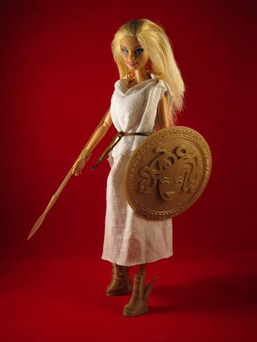 <p>Designer Jim Rodda, a self-described 3-D printing and Game of Thrones geek, came up with the project for his 4-year-old niece. &quot;I wanted to make something that I would want to play with, and I'm not all that interested in glittery fashion stuff and heels. Not that I wear heels,&quot; he says.</p>