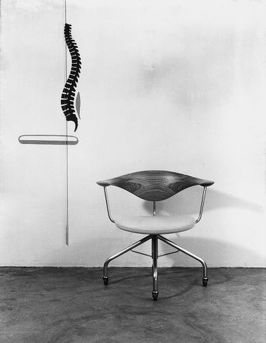 <p>For Wegner, designing furniture was a form of creative play. &quot;We must take care,&quot; he once said, &quot;that everything doesn't get so dreadfully serious. We must play--but we must play seriously.&quot;</p>