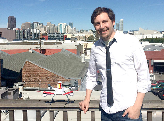 <p>The drones will fly high enough to avoid things like trees or power lines and will take advantage of the neighborhood's relatively flat landscape of buildings.</p>