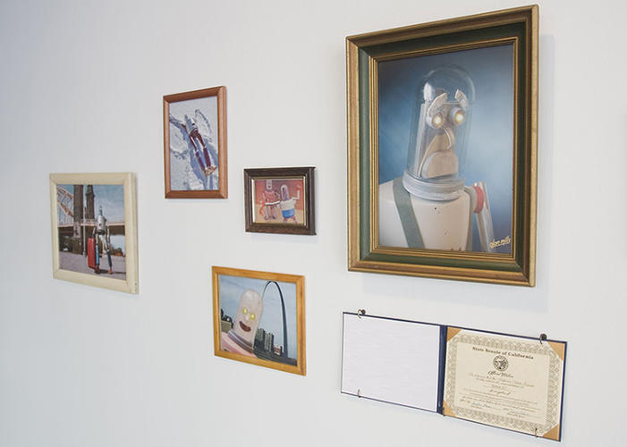<p><em>The Secret Life of Robots</em> is on view at the Pittsburgh Cultural Trust until April 27th.</p>