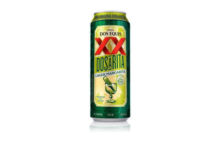 <p>Hola! I am the Dos-A-Rita, Heineken's new beer/margarita mashup. Throughout the months of March and April, Heineken will roll out five new products hoping to recapture the taste buds of America: me, Amstel Radler, Dos Equis Azul, and two new variations on Strongbow cider.</p>