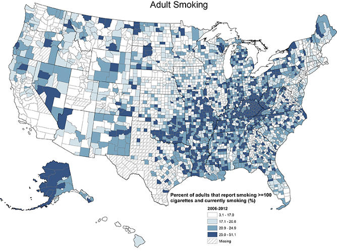 <p>The research shows that the healthiest counties in each state have 1.3 more mental health providers than the least healthy counties.</p>