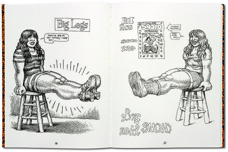 <p>The early sketchbooks of America's favorite dirty old cartoonist are compiled in a new $1,000 six-volume box set from Taschen: <em><a href=&quot;http://www.taschen.com/pages/en/catalogue/artists_editions/all/06338/facts.robert_crumb_sketchbooks_19641982.htm?gclid=CJORy-2-sL0CFYc7OgodtDwAng&quot; target=&quot;_blank&quot;>Robert Crumb, Sketchbooks 1964-1982</a></em>.</p>