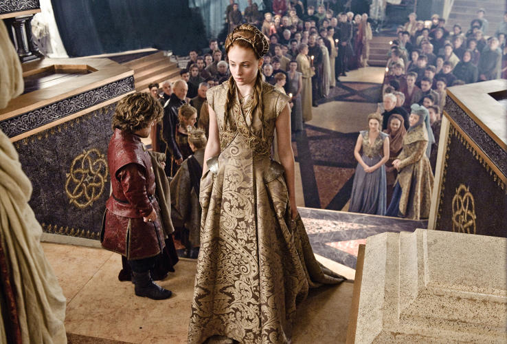 <p><em>Game of Thrones</em> costume designer Michele Clapton stitches symbolism into the show's dark characters. &quot;It's so easy to draw a pretty dress in a fun way,&quot; Clapton tells <em>Fast Company</em>. &quot;But this is so much more about finding the right look and telling so much more about that character, and that's what I really, really enjoy: the storytelling.&quot;</p>