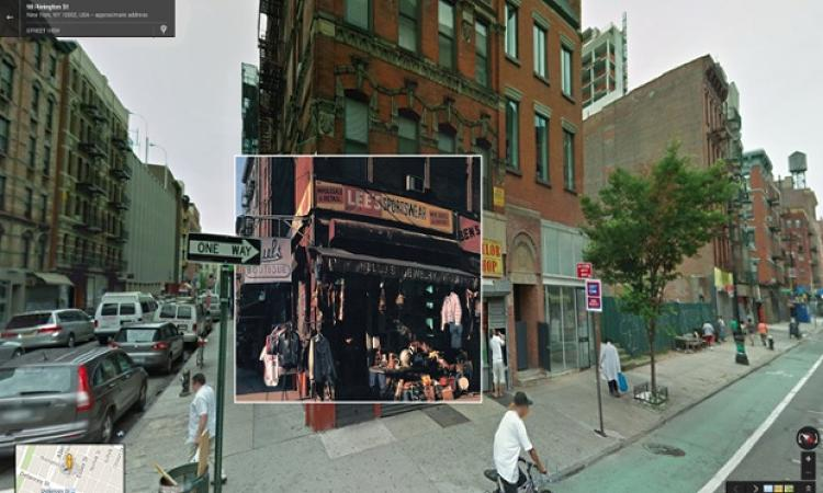 <p>When the Beastie Boys shot their cover for <em>Paul's Boutique</em> on the corner of Ludlow and Rivington in 1989, the neighborhood was far from the yuppified place it is today.</p>