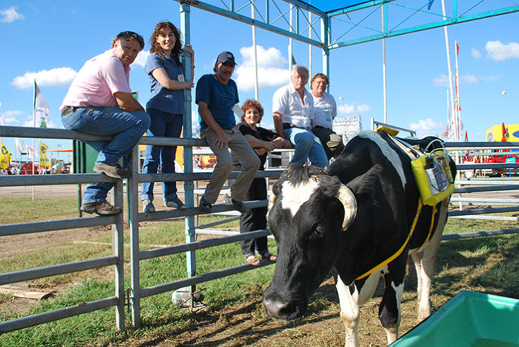 <p>The project from Argentina's National Institute of Agricultural Technology is proof-of-concept at this stage. But it is intriguing.</p>