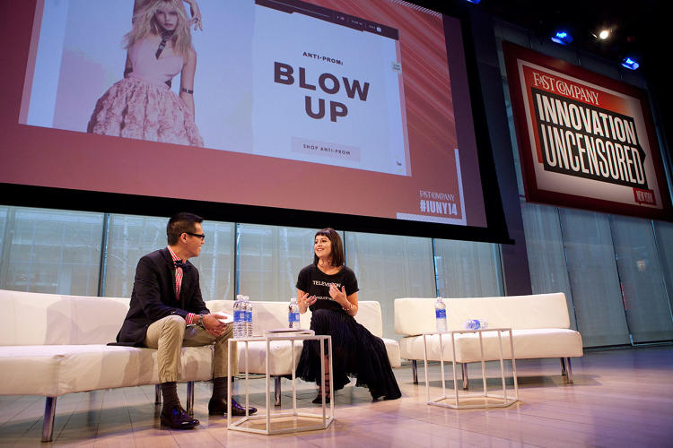 <p><a href=&quot;http://www.fastcompany.com/3027023/the-secrets-of-a-nasty-gal&quot; target=&quot;_self&quot;>Nasty Gal's Sofia Amuroso</a> shared her secrets about building brand loyalty with <em>Fast Company</em>'s Jeff Chu.</p>