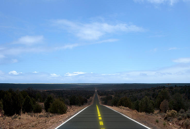 <p>There are nearly 18,000 square miles of roads in the U.S., an area that's bigger than the entire states of New Hampshire and Massachusetts combined.</p>