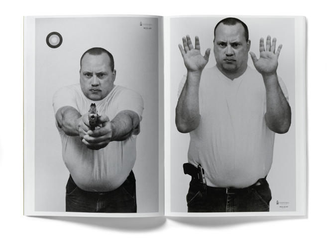 <p>Shooting targets have become fully lifelike, detailed characters over the years.</p>