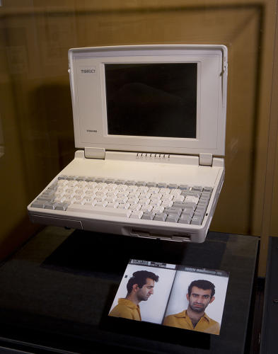 <p>RAMZI YOUSEF's LAPTOP<br /> The laptop of <a href=&quot;http://www.historycommons.org/timeline.jsp?other_al-qaeda_operatives=complete_911_timeline_ramzi_yousef&amp;timeline=complete_911_timeline&quot; target=&quot;_blank&quot;>Ramzi Yousef</a>, who orchestrated several attacks on WTC.</p>