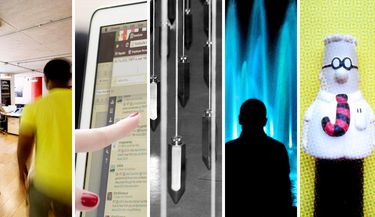 <p>We were feeling freaky this week, with ideas about alternative kinds of intelligence, strange (and totally awesome) job perks, and calling out our passions as B.S.</p>  <p>Here are the stories you loved in <a href=&quot;http://www.fastcompany.com/tag/weekly-top-5&quot; target=&quot;_self&quot;>Leadership</a>, for the week of May 12.</p>