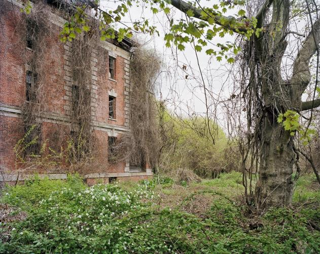 <p>Nurses' home, North Brother Island, New York</p>
