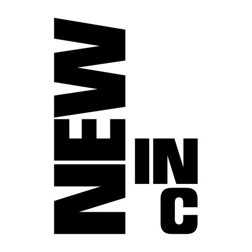 <p>Branding for NEW INC</p>