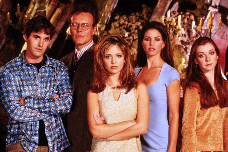 "<p>Much of Buffy consists of Monster Of the Week-style episodes with itty bitty bits of important world-building and foreshadowing sprinkled throughout.</p>  <p>Because every episode opens with a ""previously on"" that tells you all of those important bits of foreshadowing, however, I'm going to be a little more brutal when it comes to skipping particular episodes. Season five in particular has a really neat overarching villain plot that's sprinkled amongst a lot of so-so MOTW episodes, so you'll see a lot of skipped stuff there.</p>  <p><a href=&quot;http://skippable.tumblr.com/post/86123810077/buffy-the-vampire-slayer&quot; target=&quot;_blank&quot;>Read more here</a></p>"