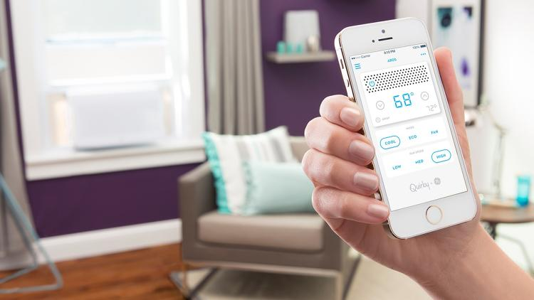 <p>&quot;I thought, 'Wouldn't it be neat if I could have a window air conditioner controlled by my smartphone?'&quot; Leslie tells Fast Company.</p>