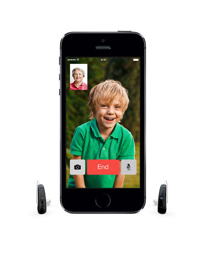 <p>The idea is that a Bluetooth connection allows wearers to easily tweak their aid settings from their mobile device. The Made for iPhone program also allows hearing aids to stream music, play phone calls, and essentially act as regular headphones.</p>