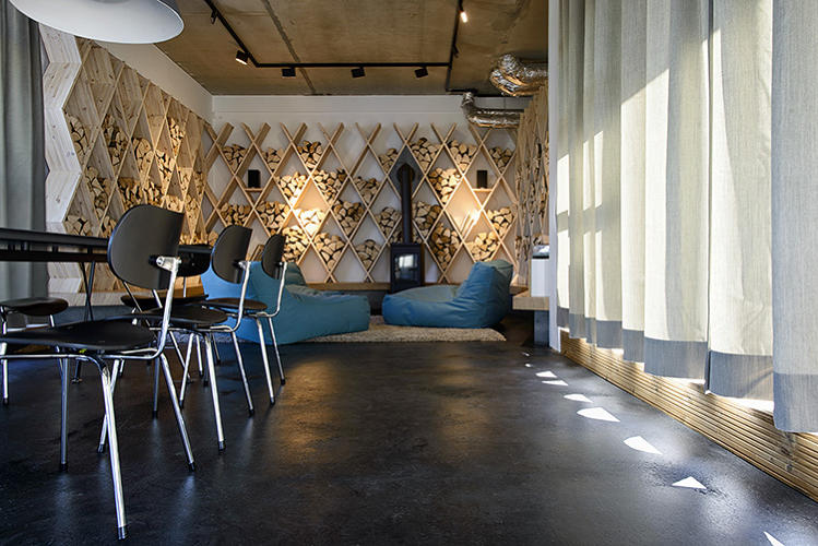 <p>The offices are housed in <a href=&quot;http://www.fastcompany.com/3031773/a-start-up-factory-that-straddles-the-berlin-wall-is-twitters-new-home-in-germany&quot; target=&quot;_self&quot;>The Factory</a>, a new tech incubator in Berlin funded by Google, named for the renovated old factory at its center.</p>