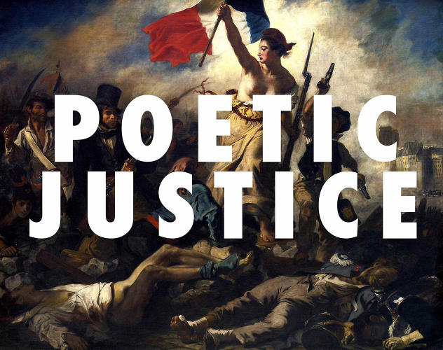 <p><em>Liberty Leading the People</em> (1830), Eugène Delacroix / &quot;Poetic Justice,&quot; Kendrick Lamar feat. Drake</p>