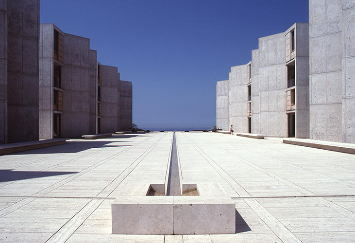 <p>He was a master of context. &quot;Kahn's buildings were very much about the place they were in,&quot; Newson says.</p>