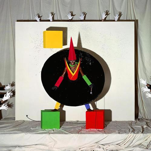 <p>The latest presentation, <em>Image-Makers</em>, curated by Hélène Kelmachter, features the work of medium-eclipsing artists, including French graphic designer Jean-Paul Goude (whose work is pictured here), theater director Robert Wilson, film director David Lynch and avant-garde leather goods maker Noritaka Tatehana.</p>