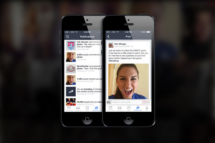<p>It is called Facebook Mentions, and it's billed as a &quot;new app for actors, athletes, musicians, and other influencers to discover and join conversations&quot; about themselves.</p>