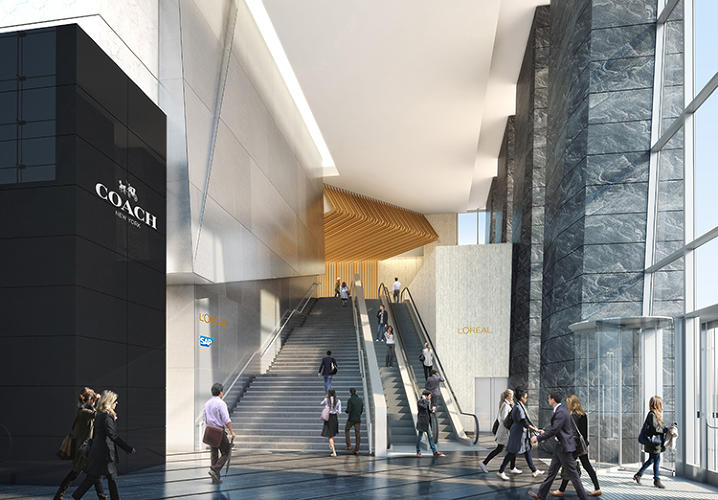 <p>With condos, apartments, and offices, plus a school, park, hotel, shopping center, and cultural event space, the $20 billion project will attract an estimated 68,000 visitors a day at its expected full completion in 2024.</p>
