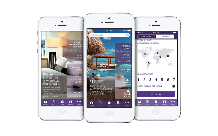 <p>Starwood--which owns brands like W and Sheraton--recently posted rising profits. One key to its success? Being at the forefront of technological innovation in hotels.</p>