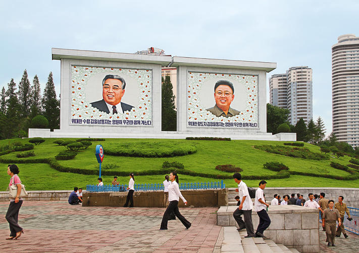 <p>Leeb was drawn to North Korea out of deep curiosity. &quot;What do we know about this profoundly isolated country?&quot; she says.</p>