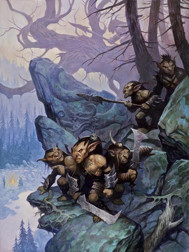 <p>And now, <em>D&amp;D</em> wants to think beyond tabletop gaming again, releasing one storyline a year that will live in books, video games, and movies.</p>