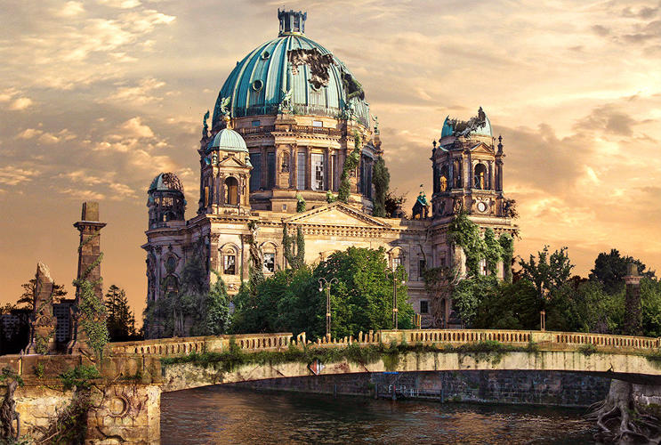 <p>Berlin Cathedral, Berlin, Germany</p>