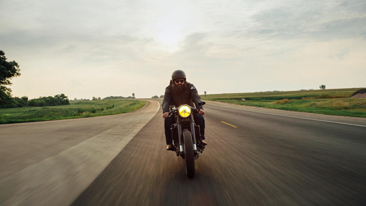 <p>Instead, the company worked with BBDO Minneapolis to create a motorcycle that runs on bacon grease--and then send it on a nearly month-long roadtrip from Minneapolis to San Diego, where the International Bacon Film Festival takes place at the end of August.</p>