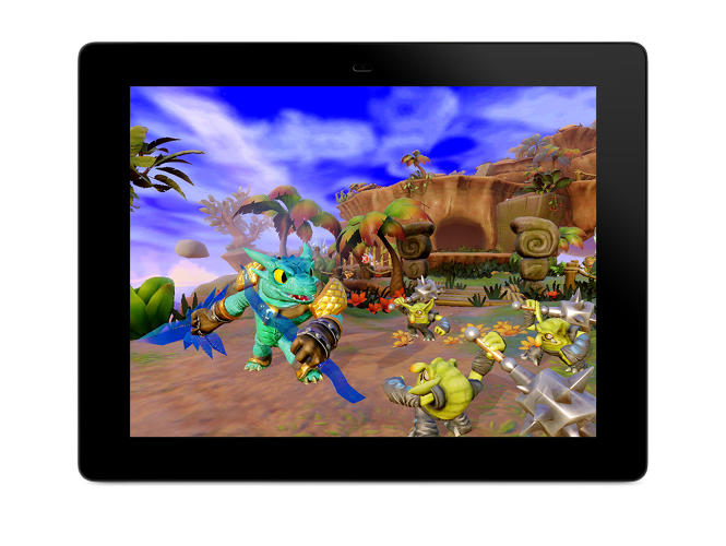 "<p>""We've built mobile games in the past, but this is different than that,"" says Greg Wilson, the senior product director of <em>Skylanders</em>. ""This is all the content, a tremendous amount of linear media, cut scenes, all of the levels, every <em>Skylander</em> character we've ever made going back to 2011, just like you expect in a PlayStation or a Wii.""</p>"